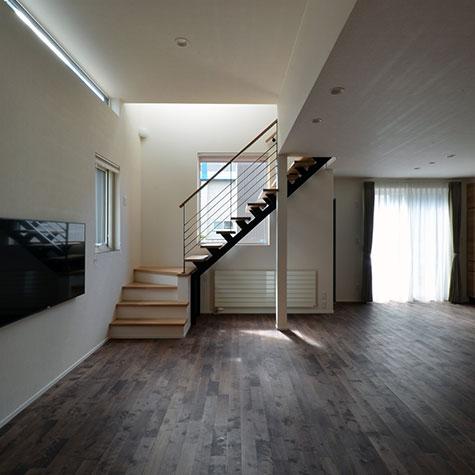 「H350ミリ!5条和室」と「ライダー」のある家